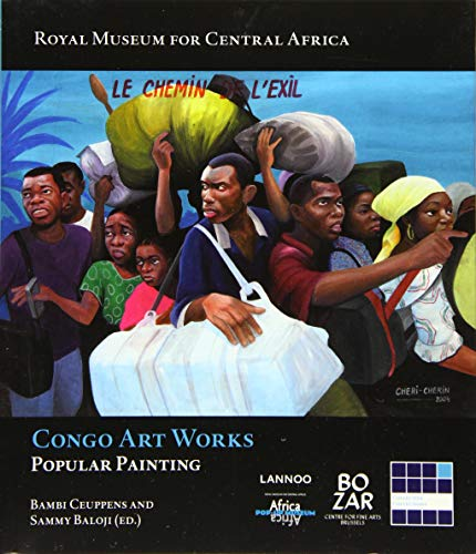Congo Art Works: Popular Painting de Lannoo