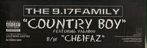 Country Boy / Chiefaz