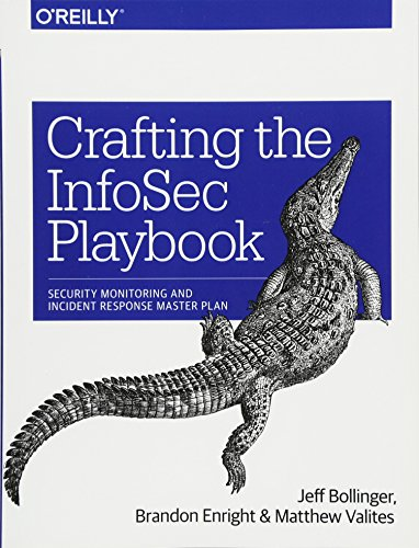 Crafting an Information Security Playbook de O′Reilly