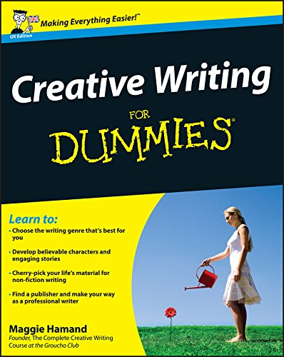 Creative Writing For Dummies®, UK Edition de John Wiley & Sons