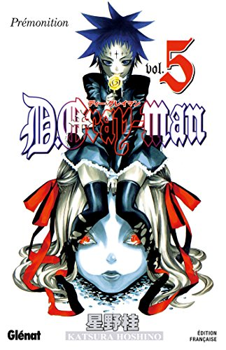 D.Gray-Man - Édition originale - Tome 05: Prémonition de Glénat Manga