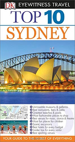 DK Eyewitness Top 10 Travel Guide: Sydney de DK Eyewitness Travel