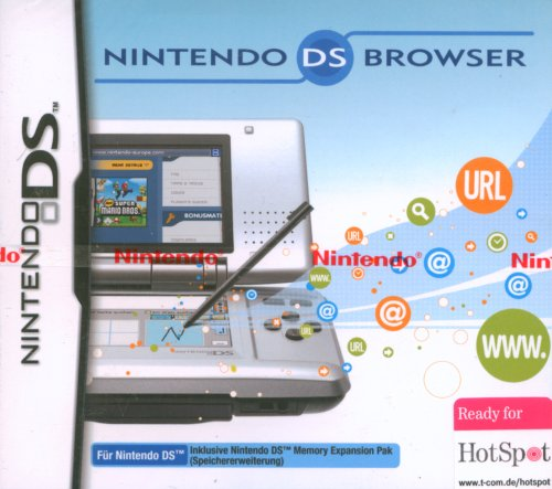 DS Browser + Mem. Exp. Pak DS