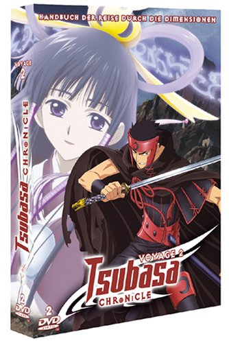 DVD Tsubasa Chronicle - Staffel 1/Voy. 2  [2 DVDs] [Import anglais] de AV Visionen GmbH