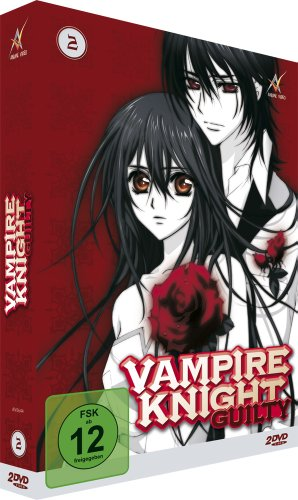 DVD Vampire Knight Guilty Vol. 2/Ep. 08-13  [2 DVDs] [Import allemand] de AV Visionen GmbH
