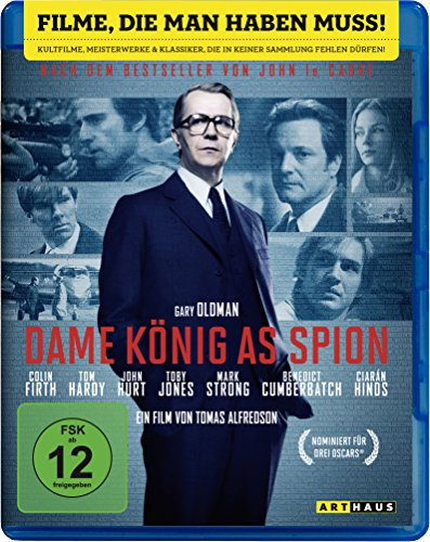 Dame Knig As Spion [Blu-ray] [Import allemand] de Arthaus