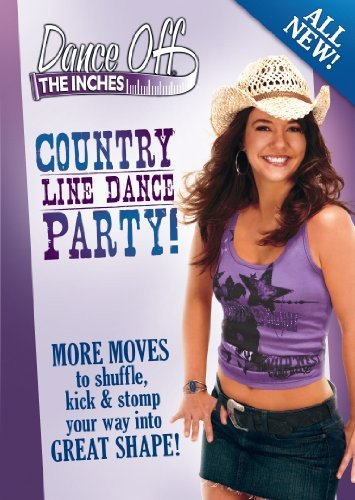 Dance Off the Inches: Country Line Dance Party [Import italien] de Starz / Anchor Bay