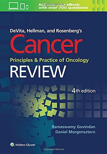 DeVita, Hellman, and Rosenberg's Cancer, Principles & Practice of Oncology Review de Lippincott Williams and Wilkins