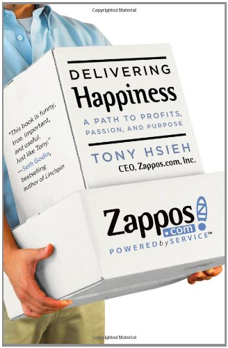 Delivering Happiness de Brand: Business Plus