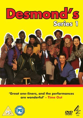 Desmonds Series 1 [Import anglais] de Channel 4