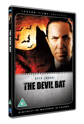 """Devil Bat, the [Import anglais]"" de E1 Entertainment"