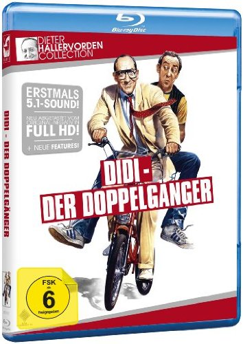 Didi-der Doppelgnger (Blu-Ray) [Import anglais] de Turbine Medien (rough trade)
