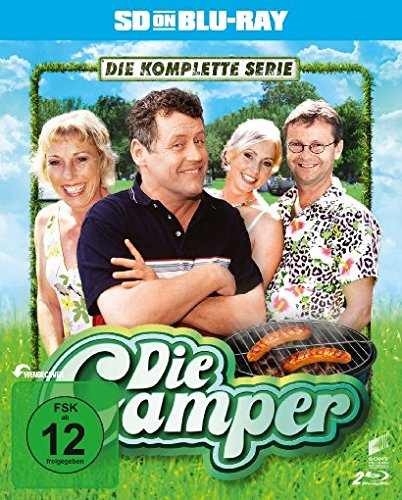 Die Camper-Komplettbox (Sd on Blu-Ray) [Import anglais] de Turbine Medien (rough trade)