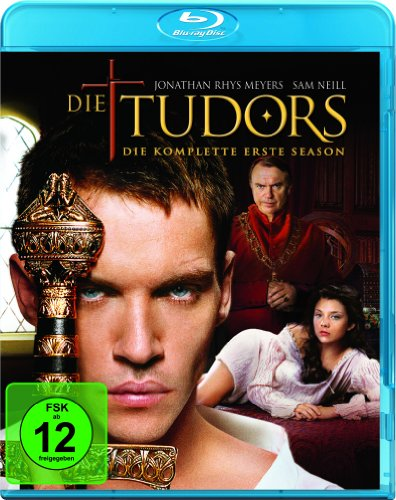 Die Tudors-die Komplette Erste Season-3 Discs [Blu-ray] [Import allemand] de Sony Pictures Home Entertainment Gmbh (Impuls Home Entertainment)