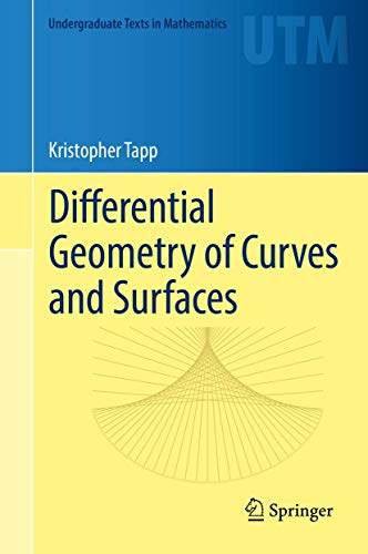 Differential Geometry of Curves and Surfaces de Springer International Publishing AG