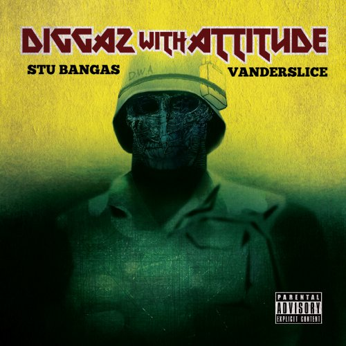 Diggaz With Attitude [d.W.a.] [Import USA] de Mis