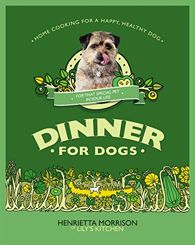Dinner for Dogs de Lily's Kitchen
