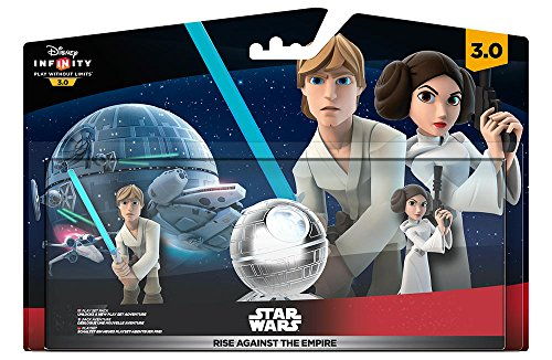 Disney Infinity 3.0 - Pack Aventure : Rise Against the Empire de Disney