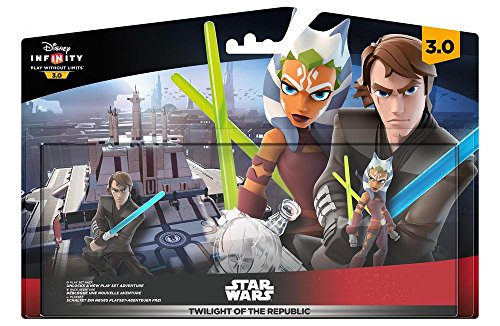 Disney Infinity 3.0 - Pack Aventure : Twilight of the Republic de Disney