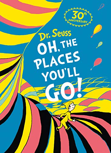 Oh, The Places You'll Go! Deluxe Gift Edition de HarperCollins