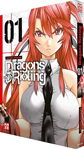 Dragons Rioting 01 de KAZÉ Manga