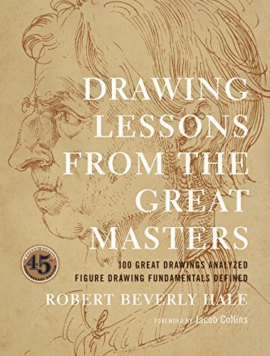 Drawing Lessons from the Great Masters: 45th Anniversary Edition de Random House