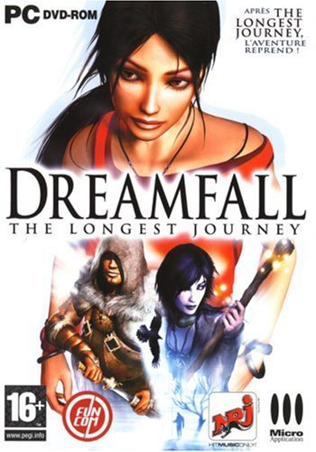 Dreamfall : the longest journey de Micro Application