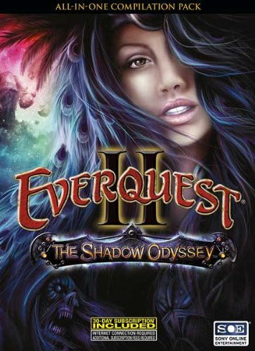 EVERQUEST II: THE SHADOW ODYSSEY PC