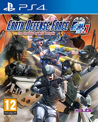 Earth Defense Force 4.1 : The Shadow of New Despair [import anglais - jeu jouable en français] de PQube