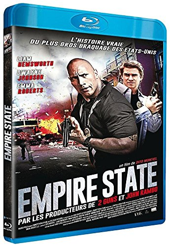 Empire State [Blu-ray] de Aventi Distribution