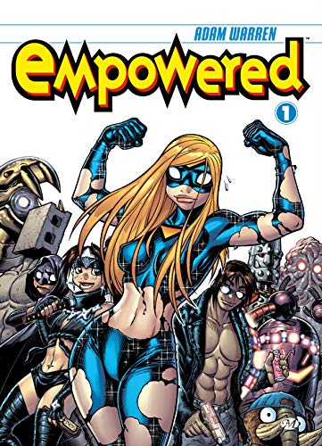 Empowered, Tome 1: Empowered de Milady Graphics