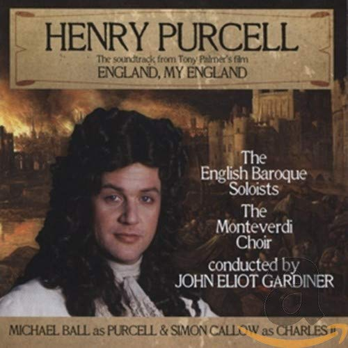 England, My England [Soundtrack] [Import allemand] de TONY PALMER