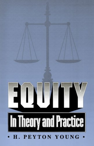 Equity - In Theory and Practice de Princeton University Press