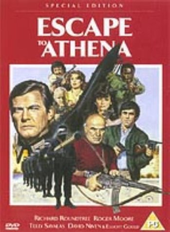 Escape To Athena [DVD] de ITV GRANADA VENTURES
