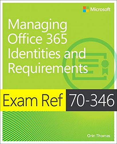 Exam Ref 70-346 Managing Office 365 Identities and Requirements de Microsoft Press