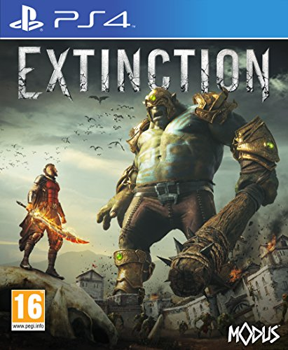 Extinction PS4 (New) de Maximum Games