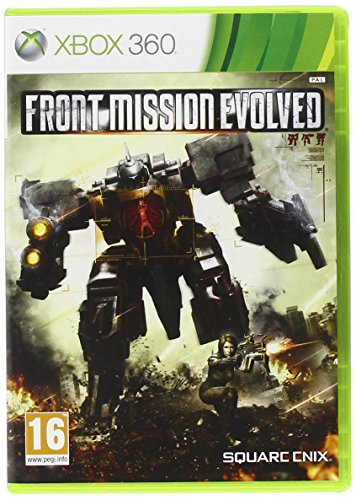 FRONT MISSION EVOLVED X-360