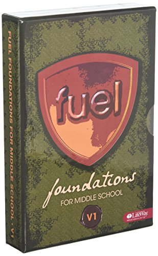 FUEL Foundations for Middle School DVD CD Leader de Lifeway International