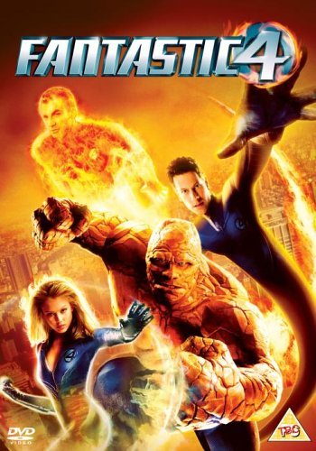 Fantastic Four 1 Disc [Import anglais] de 20th Century Fox