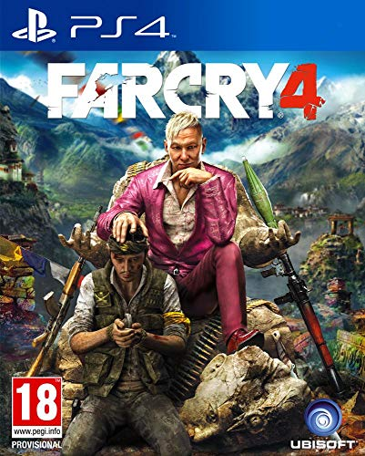 Far cry 4 de Ubisoft