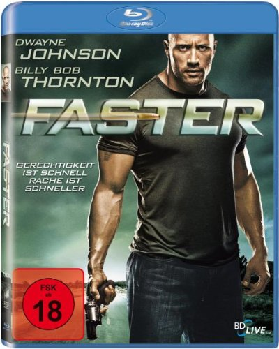 Faster [Blu-ray] [Import allemand] de Sony Pictures Home Entertainment Gmbh