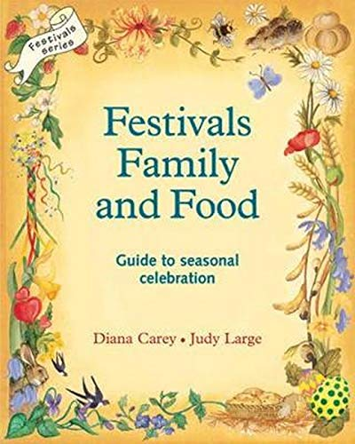 Festivals, Family and Food de Brand: Hawthorn Press