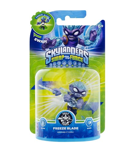 Figurine Skylanders : Swap Force - Freeze Blade de ACTIVISION