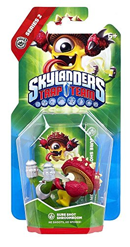 Figurine Skylanders : Trap Team - Shot Shroomboom de Disney