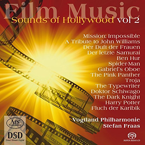 Musique de Film - Sound of Hollywood Vol.2 de Ars Produktion