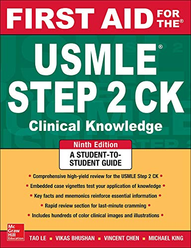 First Aid for the USMLE Step 2 de McGraw-Hill Professional
