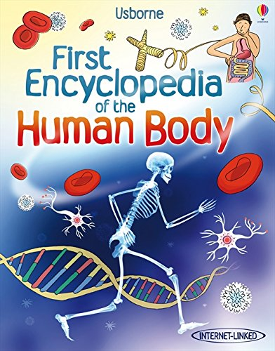 First Encyclopedia of the Human Body de Usborne Publishing Ltd