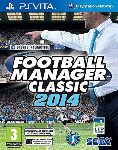 Football manager classic 2014 de Séga