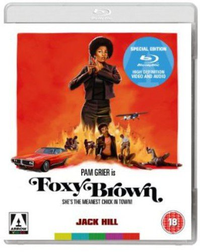 Foxy Brown [Blu-ray] [Import anglais] de Arrow Video