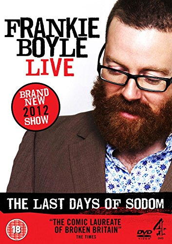 Frankie Boyle: The Last Days Of Sodom - Live [Edizione: Regno Unito] [Import anglais] de Channel 4